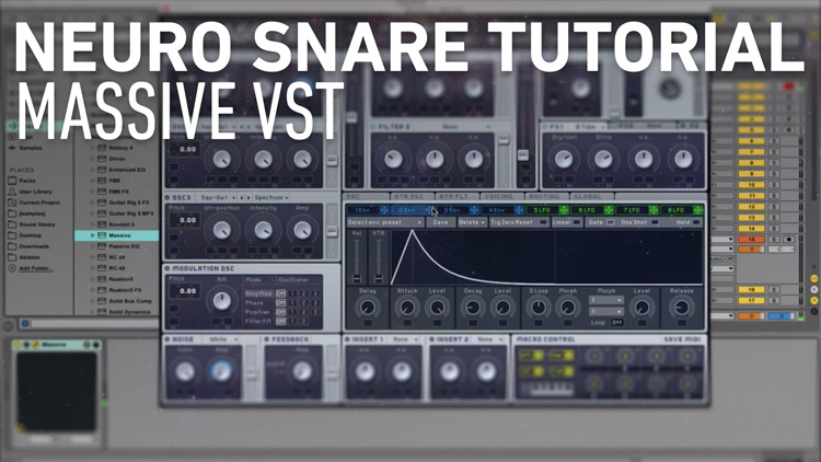 Blog Free Neuro Snares Tutorial