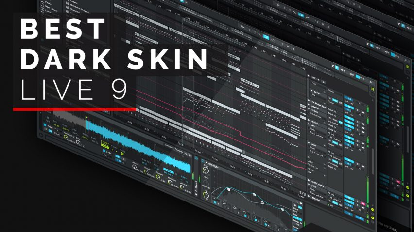 ableton live skin creator