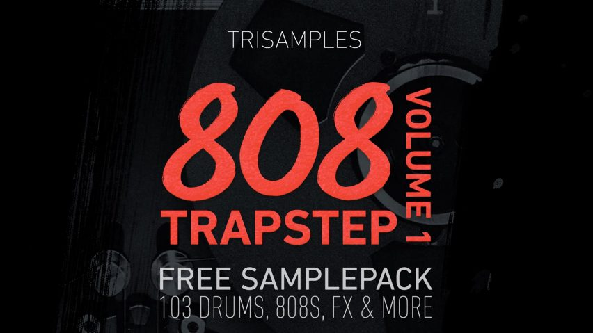 808 Trapstep Vol 1 - Free Downloads - TriSamples