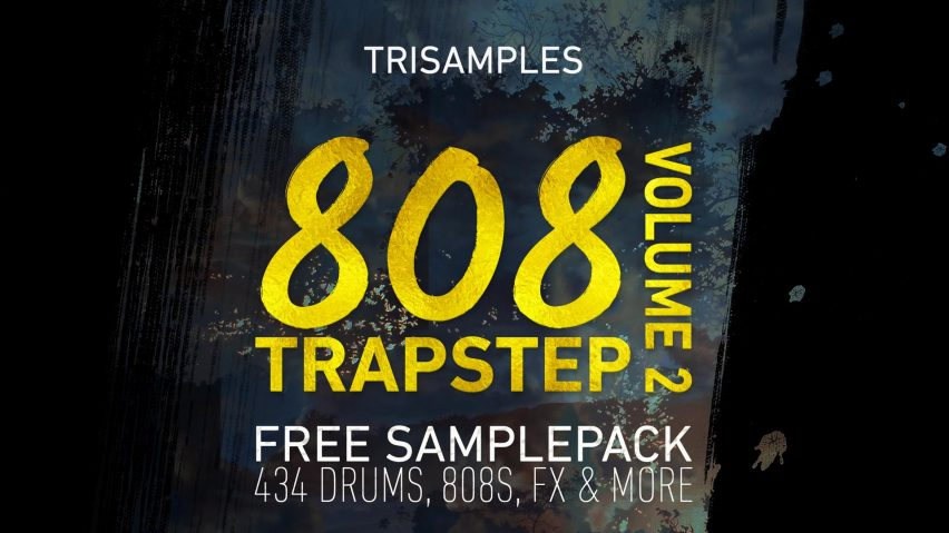 808 Trapstep Vol 2 - Free Downloads - TriSamples