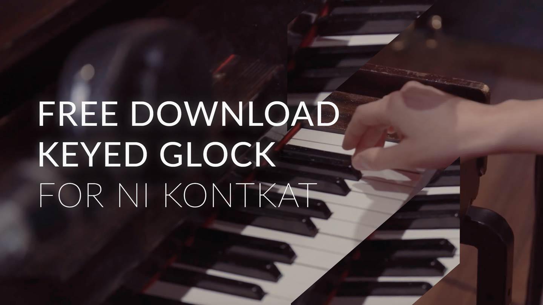 """Featured image for """"Keyed Glock for Kontakt"""""""