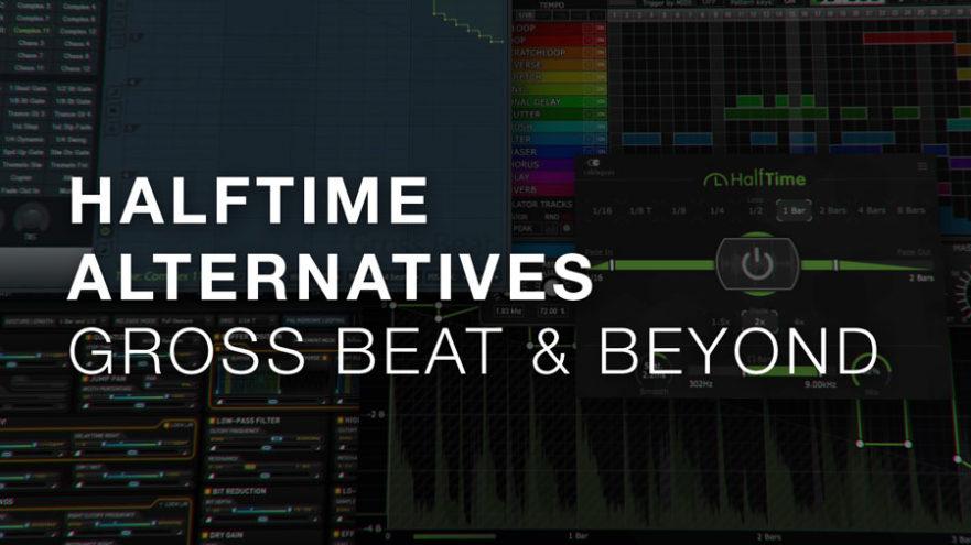 Halftime-Alternatives