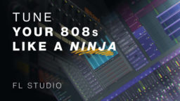 Tune Your 808 like a Ninja