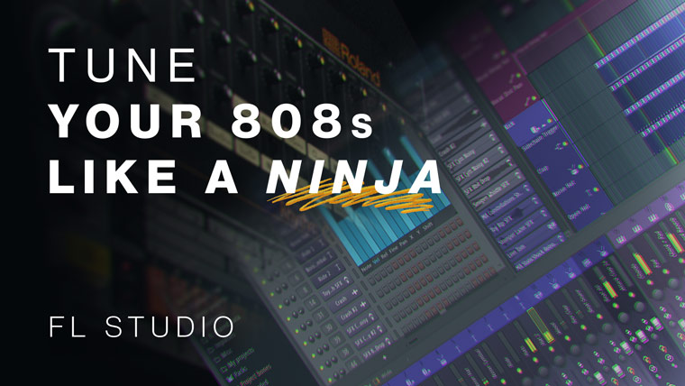 "Featured image for ""Tune Your 808 like a Ninja"""